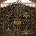 wrought iron garden gates 5