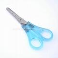 transparent school scissors children