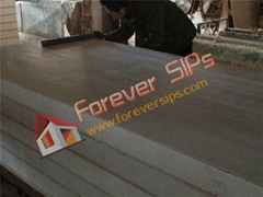 pre fabricated house wall panels