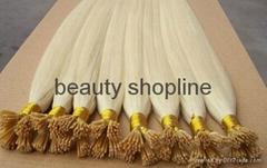 "ketatin hair extension prebonded hair extension16"" (Hot Product - 1*)"