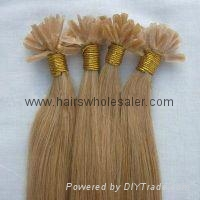 hot sale on alibaba hair extension keratin hair extension