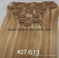 silky stragith hair weave hair products 100%indian remy hair 2