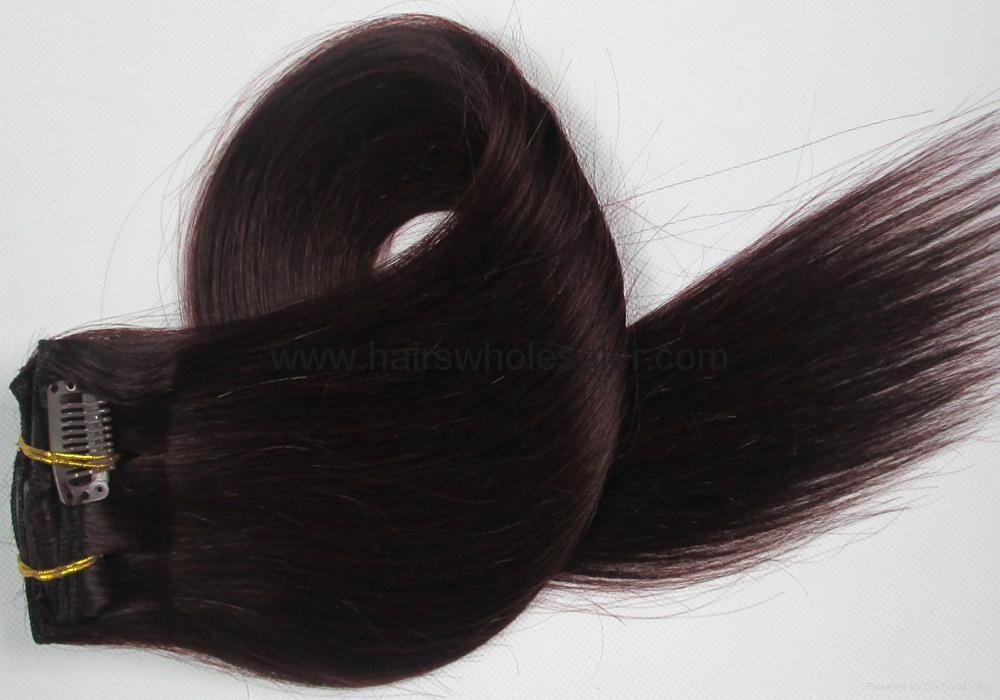 women fashion hair extension beautiful hair  2