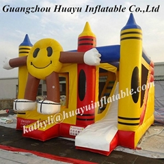 Huayu Inflatable Bouncer
