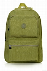 Laptop Backpack Knapsack Rucksack Business Travel Hiking Shoulder Bag Student