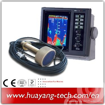 COLOR DISPLAY FISH FINDER - KF-667 - ONWA (China