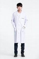 White lab coat Medical uniforms Hospital