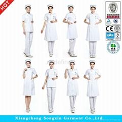 Nurse uniform Hospital Medical All Styles Short-sleeve
