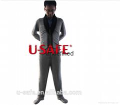 chainmail fashion shirt cosplay cloth fashion stainless steel mesh shirt