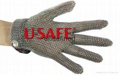 锯骨机用防护手套 屠夫手套