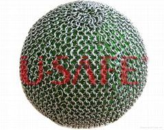 Chainmail Bouncing Ball