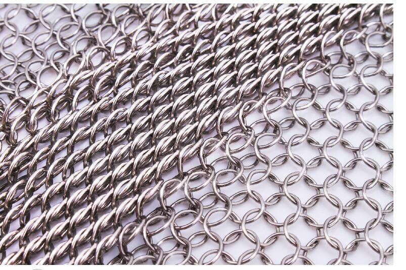 stainless steel chain mesh welded wire mesh touch welding mesh 1