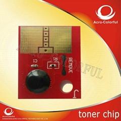 Toner chip compatible for DEL laser printer