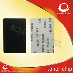 Toner chip compatible fo