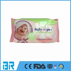 OEM OR ODM hotsell baby wipes gentle wipes,Non irritating babywipes