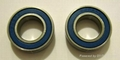 steel ring Si3N4 ceramic ball hybrid