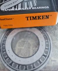 inch taper roller bearing taper roller Timken 755/752