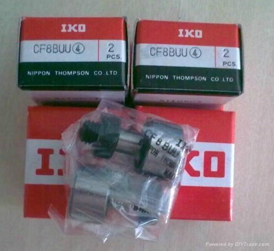IKO needle roller bearing cam followers stud type track roller CF3UU KR10PP 2