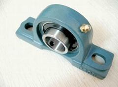 high shaft setscrew locking collar pillow block bearing p205 p206 p207 p211