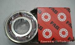 super precision angular contact ball bearing 7206 b 2rs tvp