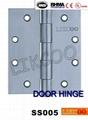 SSA001 CE EN1935 grade13 certificate door hinge stainless steel 2BB / 4BB 5
