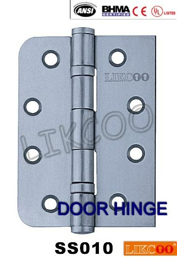 SSA001 CE EN1935 grade13 certificate door hinge stainless steel 2BB / 4BB 13