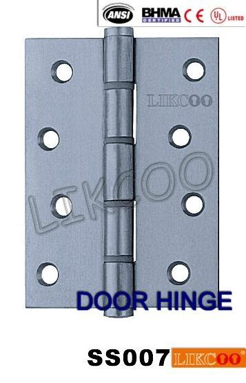SSA001 CE EN1935 grade13 certificate door hinge stainless steel 2BB / 4BB 15