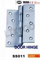 SSA001 CE EN1935 grade13 certificate door hinge stainless steel 2BB / 4BB 17