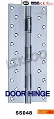SS048 Door Butt Hinges Heavy Duty Hinge CE UL BHMA certificate OEM China (Hot Product - 1*)