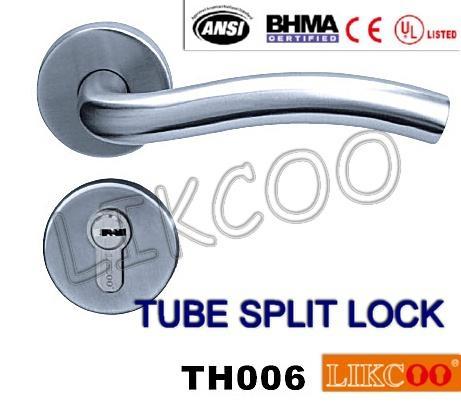 暢銷不鏽鋼門鎖,分體鎖,門拉手,執手 4