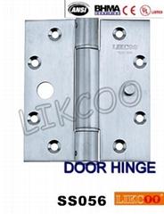 SS059 stainless steel door hinge butt hinge
