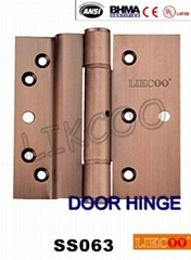 SS063 GEZE crank hinges, durable door hinge in Stainless Steel 304,OEM