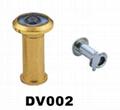 Brass Door Viewer 3