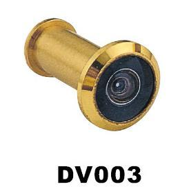 Brass Door Viewer 4