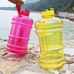 2.2L便攜式PETG材質健身水壺