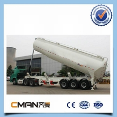 11000x2495x3850 size 40 cubic fuel tank truck trailer with china supplier