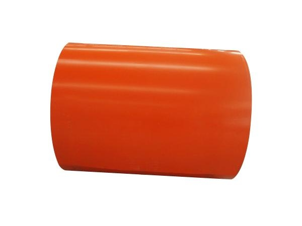 red color prepainted galvanized steel coil