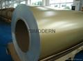 Prepainted galvalume steel coils/metal