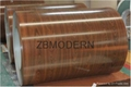 Wood grain pattern ppgi steel coils from