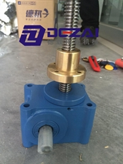 大量供应高精JWM梯形蜗轮丝杆升降机