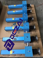 SJA10微型电动手摇螺旋丝杆升降机