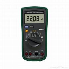 Digital Multimeter AC/DC Pocket Tester Meter Measurer MS8215A