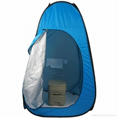 2015 sell hot design Portable camping toilet shower tent for sale