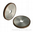 Cylind Diamond Grinding Wheel for SiC