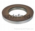 晶興雙端面磨磁材釹鐵硼加工磨床用磨盤金剛石樹脂砂輪 1
