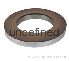 晶興雙端面磨磁材釹鐵硼加工磨床用磨盤金剛石樹脂砂輪