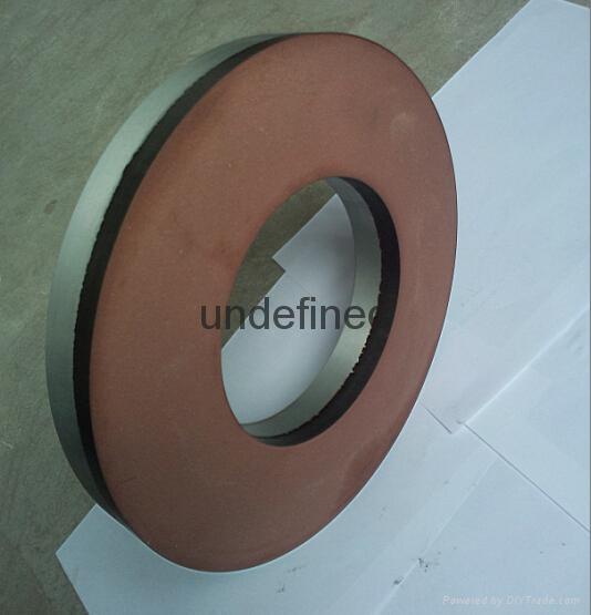 晶興雙端面磨磁材釹鐵硼加工磨床用磨盤金剛石樹脂砂輪 3