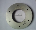 晶興雙端面磨磁材釹鐵硼加工磨床用磨盤金剛石樹脂砂輪 4