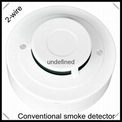 conventional smoke alarm 2 wires 24VDC