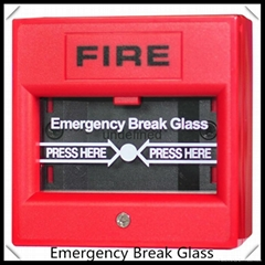 conventional manual call point emergency break glass